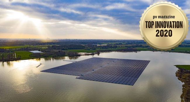 pv magazine top innovation: A new system for the new photovoltaic floating market