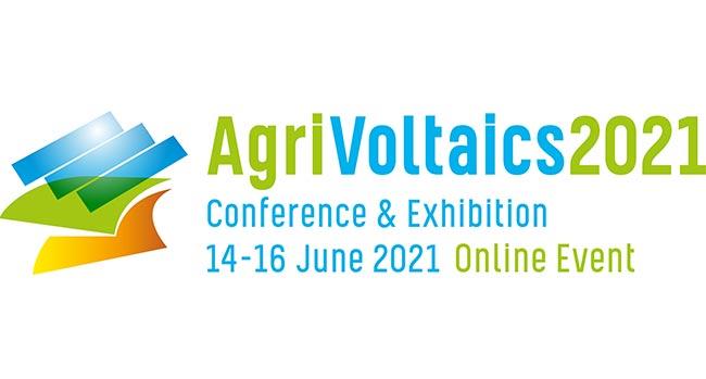 AgriVoltaics2021 –  online event, <br>June 14 – 16, 2021
