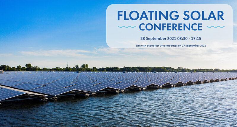 Floating Solar Conference <br>27 – 28 September 2021